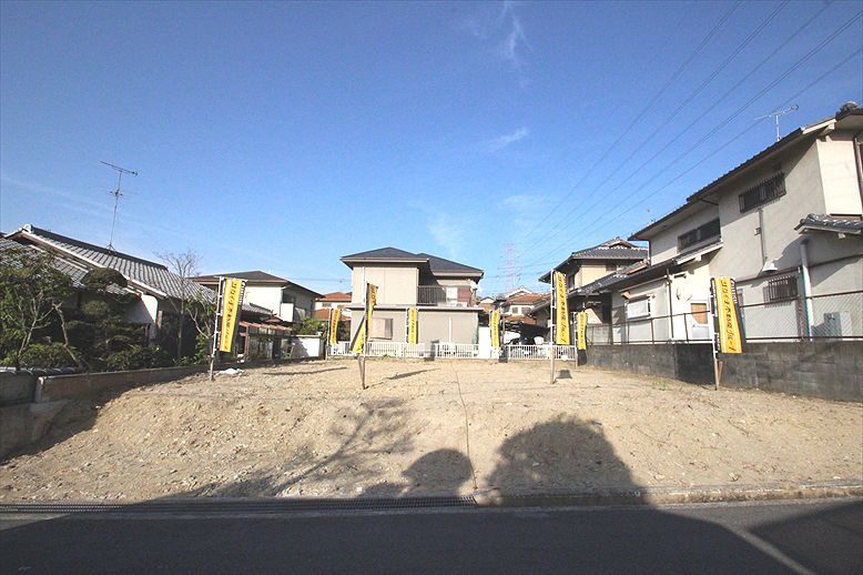 【成約御礼】大野台3 建築条件なし土地