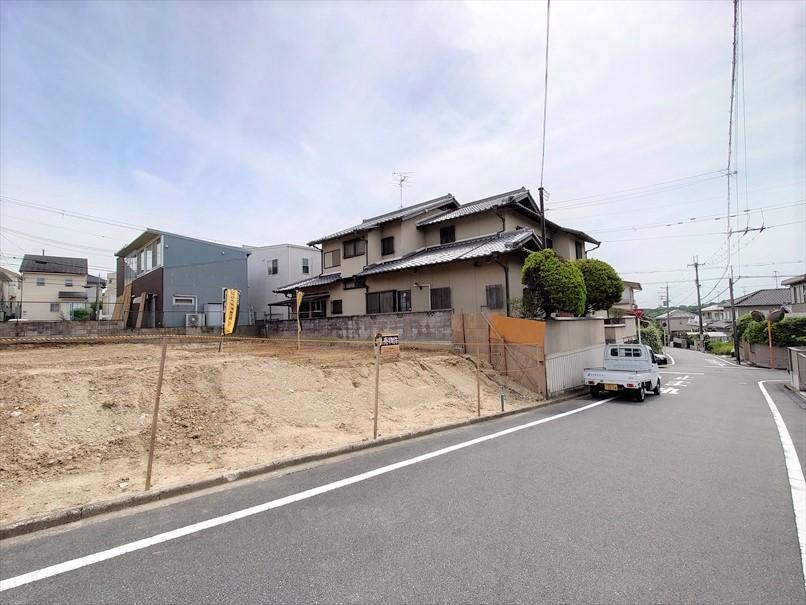 【成約御礼】北貴望ケ丘 建築条件なし土地(1号地)
